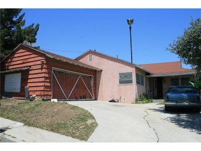 Culver City Single Family Home For Sale: 5945 Blairstone Drive