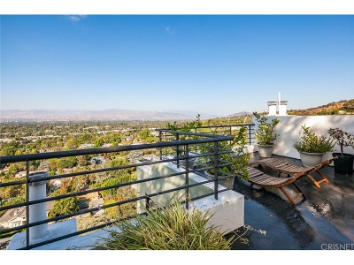 Los Angeles County Single Family Home For Sale: 3627 Dixie Canyon Avenue