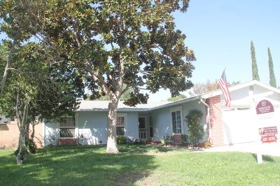 Canyon Country Single Family Home For Sale: 27425 Dolton Drive
