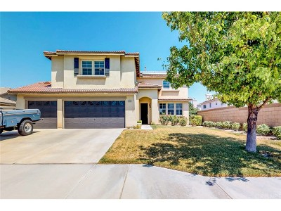Lancaster Single Family Home For Sale: 4641 West Avenue J3