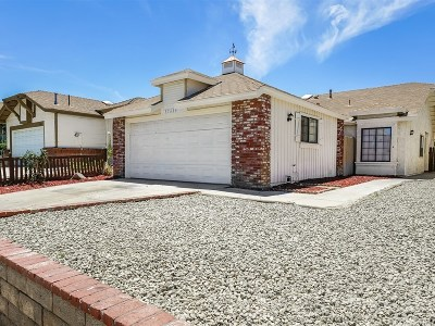 Palmdale Single Family Home For Sale: 37639 Melton Avenue