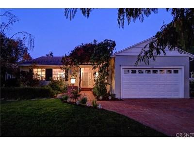 Encino Single Family Home For Sale: 6020 Wish Avenue
