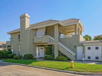Valencia Condo/Townhouse For Sale: 26103 McBean #129