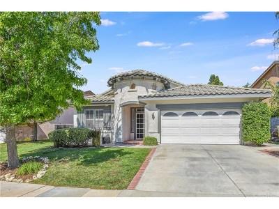 Stevenson Ranch Single Family Home For Sale: 25711 Barnett Lane