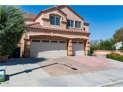 Lancaster Single Family Home For Sale: 6547 Almond Valley Way