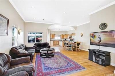 Encino Single Family Home For Sale: 5865 Texhoma Avenue