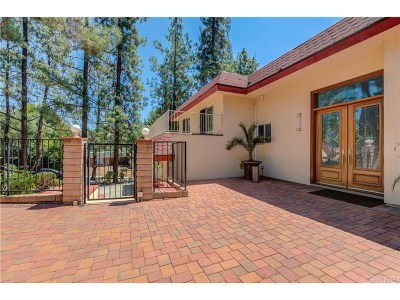 Tarzana Single Family Home For Sale: 19430 Greenbriar Drive