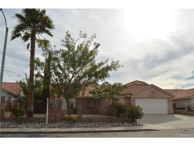 Palmdale Single Family Home For Sale: 38945 Newport Road