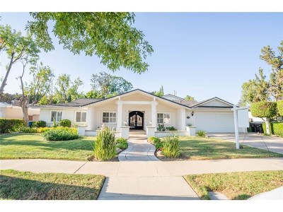 Chatsworth Single Family Home For Sale: 19937 Septo Street