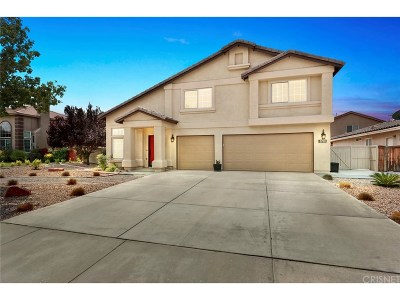 Palmdale Single Family Home For Sale: 5720 Plaza Court