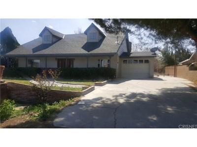 Quartz Hill Single Family Home Active Under Contract: 4044 West Avenue L2
