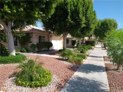 Cathedral City Single Family Home For Sale: 30311 Winter Drive