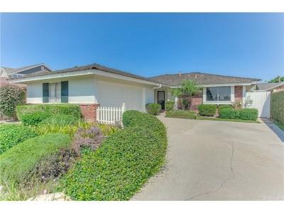 Long Beach Single Family Home For Sale: 3570 Julian Avenue
