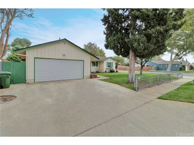 Simi Valley Single Family Home For Sale: 4091 Eileen Street
