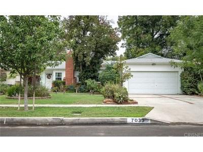 Lake Balboa CA Single Family Home For Sale: $675,000