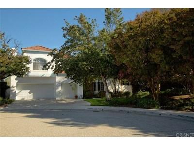 Moorpark Single Family Home For Sale: 11971 Maple Crest Street