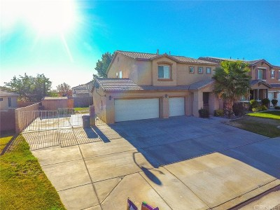 Lancaster Single Family Home For Sale: 43726 59th Street West