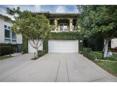 Single Family Home For Sale: 23311 Park Soldi