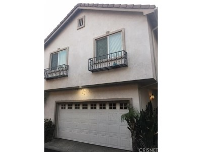 Los Angeles County Condo/Townhouse For Sale: 9354 Burnet #102