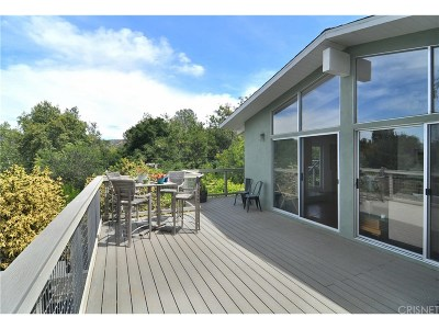 Single Family Home For Sale: 25665 Buckhorn Drive