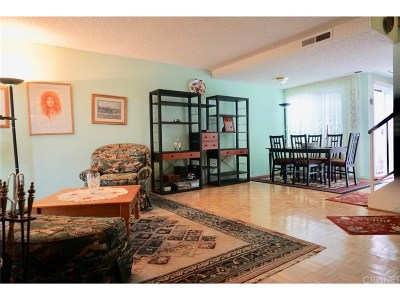 Chatsworth Condo/Townhouse For Sale: 21901 Dupont Street #13