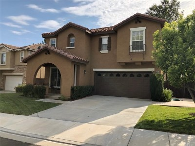 Single Family Home For Sale: 28547 Old Spanish Trails