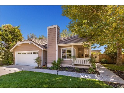 Valencia Single Family Home For Sale: 23912 Clearmont Court