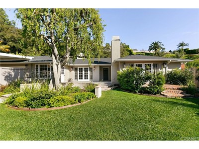 Los Angeles Single Family Home Active Under Contract: 170 North Thurston Avenue