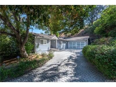 Studio City Single Family Home For Sale: 3848 Rhodes Avenue