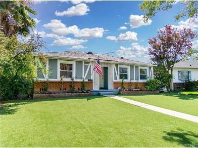 Woodland Hills Single Family Home For Sale: 6550 Hanna Avenue