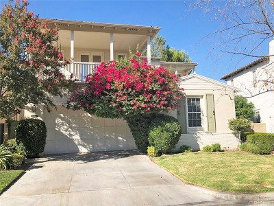 Valencia Single Family Home For Sale: 24615 Garland Drive
