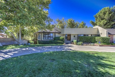 Quartz Hill Single Family Home For Sale: 4506 Columbia Way