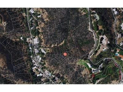 Beverly Hills Residential Lots & Land Sold: Beverly Glenn Adjacent