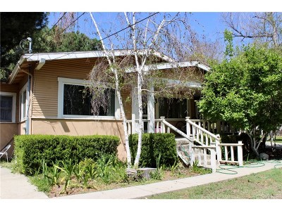 Sylmar Single Family Home For Sale: 10567 Foothill Boulevard