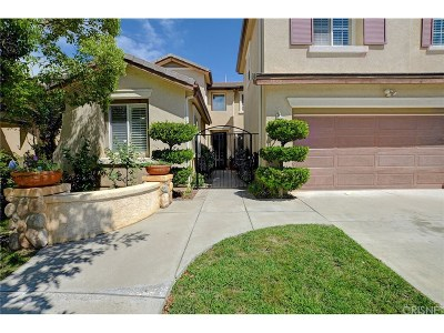 Castaic Single Family Home For Sale: 30428 Mallorca Place