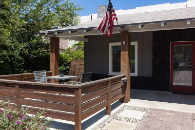 Glendale Single Family Home For Sale: 1836 Vassar Street