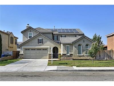 Lancaster Single Family Home For Sale: 4211 West Avenue J9