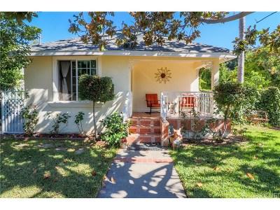 Pasadena Single Family Home For Sale: 303 Pepper Street