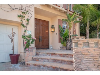 Newhall Single Family Home For Sale: 23656 White Oak Court