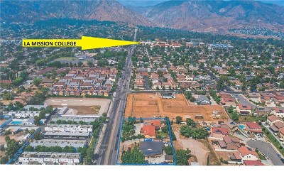 Los Angeles County Residential Lots & Land For Sale: 13466 Hubbard Street