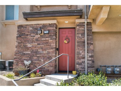 Canyon Country Condo/Townhouse For Sale: 27941 Avalon Drive #14