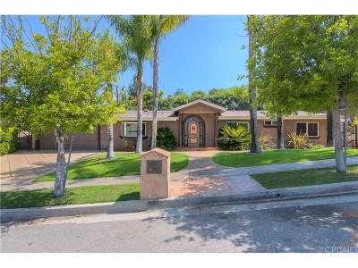 Woodland Hills Single Family Home Sold: 23612 Kivik Street
