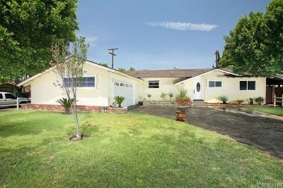 Canoga Park Single Family Home For Sale: 21851 Eccles Street
