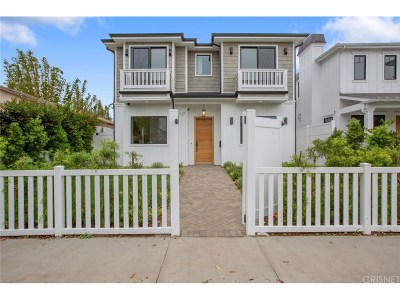 Venice Single Family Home For Sale: 1117 Nowita Place