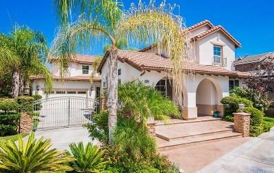 Stevenson Ranch Single Family Home For Sale: 25705 Chestnut Way