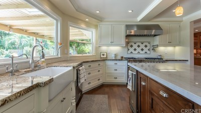 Chatsworth Single Family Home Active Under Contract: 20420 Celtic Street