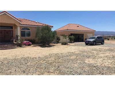 Lancaster Single Family Home For Sale: 23120 West Avenue C