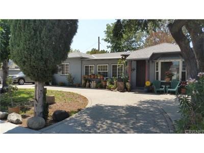 Burbank Single Family Home For Sale: 2308 West Clark Avenue