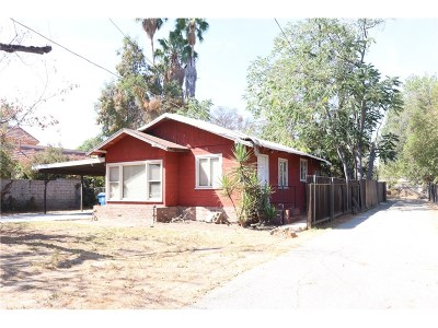 Los Angeles County Single Family Home For Sale: 5849 Donna Avenue