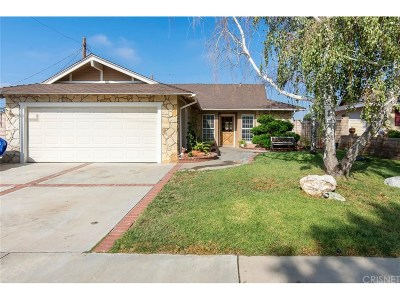 Canyon Country Single Family Home For Sale: 28015 Glasser Avenue